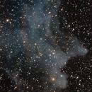 IC2118 - Witch Head Nebula - OSC,                                Almos Balasi