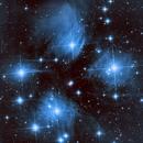 M45 Pleiades,                                Nuccini