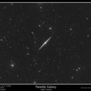 Needle Galaxy NGC 4565,                                rflinn68