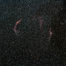 Cirrus Nebula,                                Astro-Wene