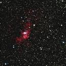 NGC7635,                                Ed Fraini