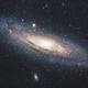 M31 Andromeda Galaxy,                                Knut Hagen