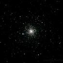 Caldwell 93 - NGC6752 - Globular Cluster in Pavo ,                                Geoff Scott