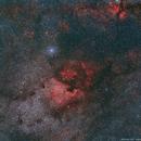 North America Nebula,                                astjuste1