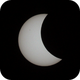 Partial Solar Eclipse Movie - 20th March 2015 - Dundee, Scotland,                                Killie