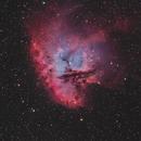 NGC281 HOO(+25%SHO/RGB StarColor),                                Masahiro Takahashi
