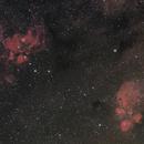 NGC 6334 and 6357,                                Jörg Möllmann