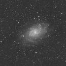M33 Luminance,                                Alan Hancox