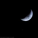 Moon and Aldebaran,                                GregGurdak