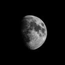 Moon / Waxing Gibbous,                                Mika Kontiainen