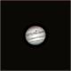 Jupiter w/ Ganymede in transit,                                nesjess