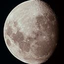 Waxing Gibbous Moon,                                Geoff Scott