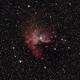 NGC 281/ Pacman Nebula,                                BramMeijer