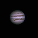 Jupiter and Io shadow,                                whitenerj
