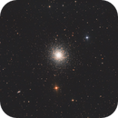 M13 Hercules Cluster,                                Michael Völker