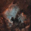 NGC7000 - IC5070,                                Axel