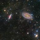 Bodes Nebula,                                julianr