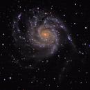 M101: The Pinwheel Galaxy,                                Lilith Gaither