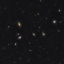 NGC 4273 galaxy group close up,                                Riedl Rudolf