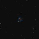 NGC 246 The Skull Nebula LRGB,                                equinoxx