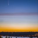 Comet NeoWise,                                Yuntao Lu
