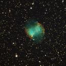 Messier 27 - The Dumbbell Nebula,                                Johannes D. Clausen