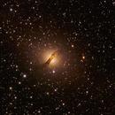 Centaurus A Galaxy, NGC 5128,                                Roger Clark