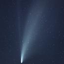 C/2020 F3 NEOWISE untracked,                                Maja Kraljik