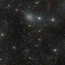 Fornax Dwarf Galaxy with Molecular Clouds,                                oldwexi