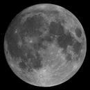 First & Biggest Full Moon in 2018,                                Mason Chen
