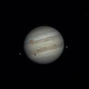 Jupiter_Io Shadow Transit_14AUG2020,                                cdavmd