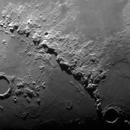 Apennines, Eratosthenes, Sinus Aestuum - 1/04/2020,                                Loxley