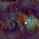 NGC2264,                                Ethan Wong