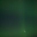 Pan-STARSS, M31 and northern lights !,                                Nicola Di Sario