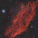 NGC1499 - California Nebula,                                Ahmet Kale