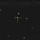 NGC 3643 and SN 2020hvf,                                Tom Gray