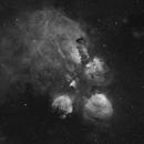 NGC 6334,                                Walter Gröning