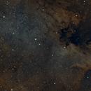 NGC 7000 Bicolor,                                Jirair Afarian