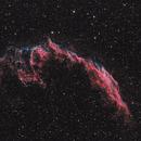 NGC-6992, East Veil Nebula,                                Audrius