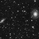 NGC3027 & NGC2985,                                Juergen