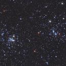 Double Cluster in Perseus,                                Oo_void