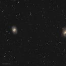 M95 & M96 Galaxies,                                Ezequiel
