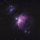 M42 und Running Man-Nebel,                                Giovanni