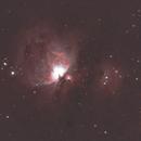 Orion Nebula,                                Brian Beamer