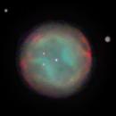 Owl Nebula,                                Jeffrey Horne