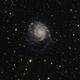 M101 - Pinwheel Galaxy,                                Joe Fox