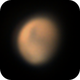 Mars on April 15, 2020,                                Chappel Astro