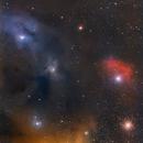 Rho Ophiuchus,                                Chad Andrist
