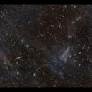IFN near NGC1560 in Camelopardalis,                                Göran Nilsson
