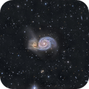 M51 Ha-LRGB with IFN,                                Spoutnik17